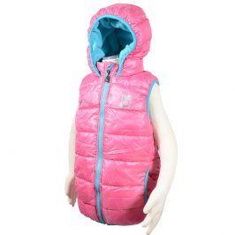 Pidilidi PD938 vesta s kapucí růžová 92