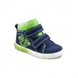 dětská obuv kotníková INFO S tmavě modrá 26