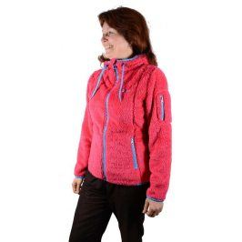 mikina dámská s kapucí červená S