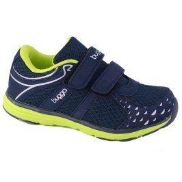 obuv sportovní modrá 34
