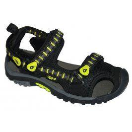 sandály dětské černá 27