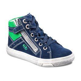 Dětská kotníková obuv MOSE modrá 29