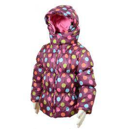 Pidilidi PD972 bunda dívčí PUFFY fialová 92
