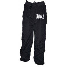 kalhoty sportovní antracit 98