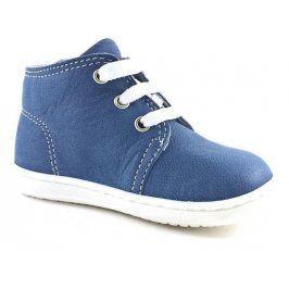 Dětská celoroční obuv světle modrá 23