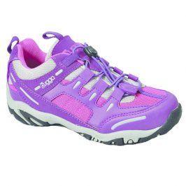 sportovně vycházková obuv růžová 28