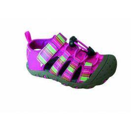 sandály dívčí růžová 36