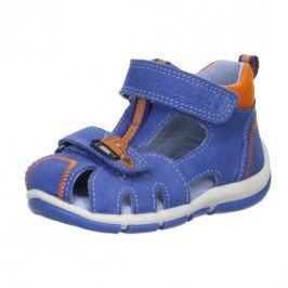 Chlapecké sandály FREDDY modrá 19