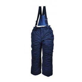 kalhoty lyžařské modrá 152
