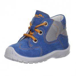 Superfit 0-00322-94 Dětské celoroční boty SOFTTIPPO modrá 23