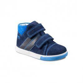 Dětská kotníková obuv SING tmavě modrá 23