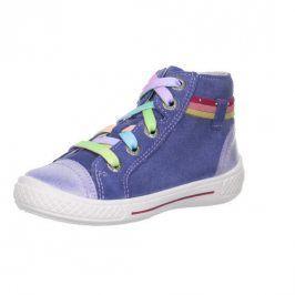 Dětské celoroční boty TENSY fialová 27