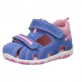 Dívčí sandály FANNI modrá 25