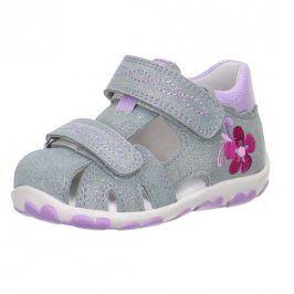 Dětské sandály FANNI zelená 20