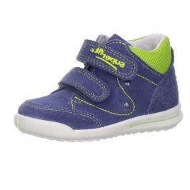 Superfit 0-00371-94 Dětské celoroční boty AVRILE MINI modrá 24