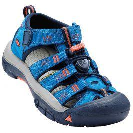 Dětské sandály NEWPORT H2 K, imperial blue/sharks modrá 24