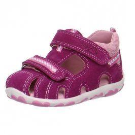 Dívčí sandály FANNI růžová 28