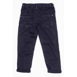 Kalhoty chlapecké modrá 122/128