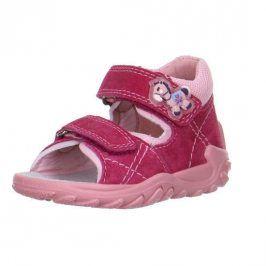 Superfit 0-00011-37 Dětské sandály FLOW červená 23