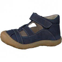 Ricosta 12238-178 Dětské celoroční botičky Lani modrá 20