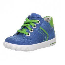 Dětské celoroční boty MOPPY modrá 21