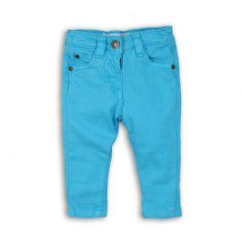 Kalhoty dívčí modrá 104/110