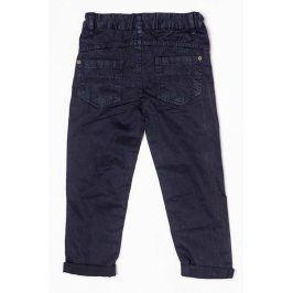 Kalhoty chlapecké modrá 80/86