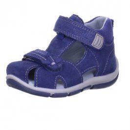 Superfit 6-00144-87 Chlapecké sandály FREDDY modrá 26