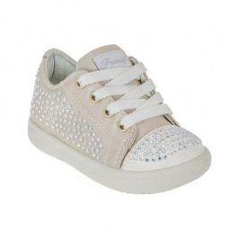 Dívčí celoroční obuv bílá 25