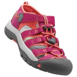 Dětské sandály NEWPORT H, very berry/fusion coral fuchsia 39