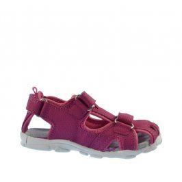 Dětské sandály FLOOD fuchsia 28