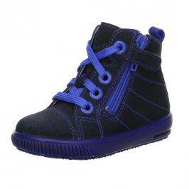 dětská celoroční obuv MOPPY modrá 26