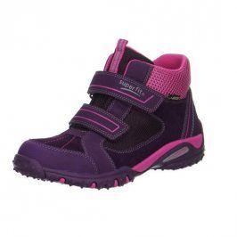 dětská celoroční obuv SPORT4 GTX vínová 25