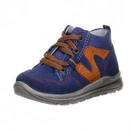 dětská celoroční obuv MEL světle modrá 25
