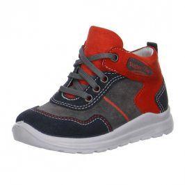 dětská celoroční obuv MEL šedá 19