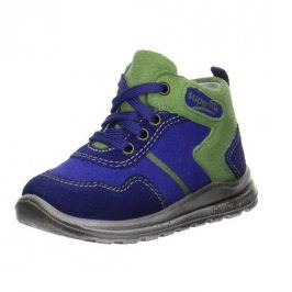 dětská celoroční obuv MEL modrá 24