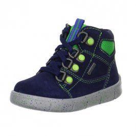 Chlapecká celoroční obuv ULLI GTX modrá 23