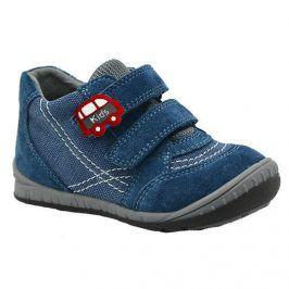 boty dětské celoroční modrá 23