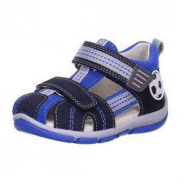Chlapecké sandály FREDDY tmavě modrá 25