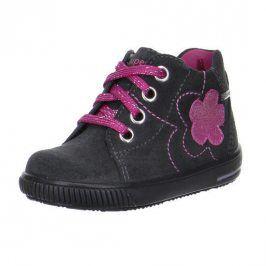 dětská celoroční obuv MOPPY šedá 19
