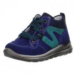dětská celoroční obuv MEL modrá 19