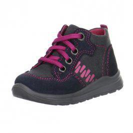 dětská celoroční obuv MEL růžová 19