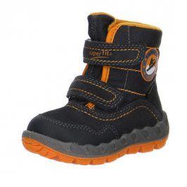 zimní boty ICEBIRD oranžová 34