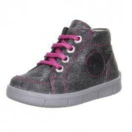 dětská celoroční obuv ULLI GTX stříbrná 25