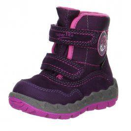 zimní boty ICEBIRD fialová 30