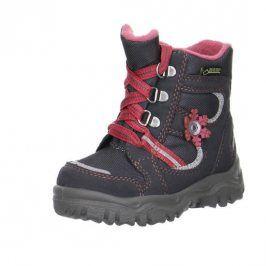 zimní boty HUSKY šedá 22