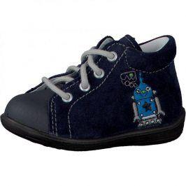 Chlapecké celoroční botičky ANDY modrá 20