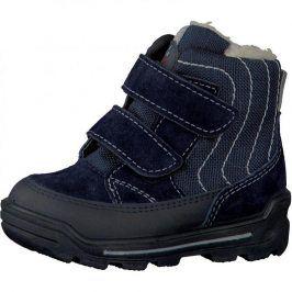 Chlapecké zimní botičky JIM modrá 27