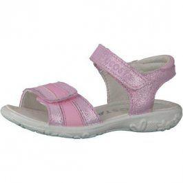 Dívčí sandály Marie růžová 27