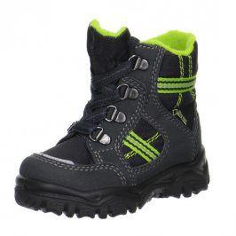 zimní boty HUSKY zelená 22